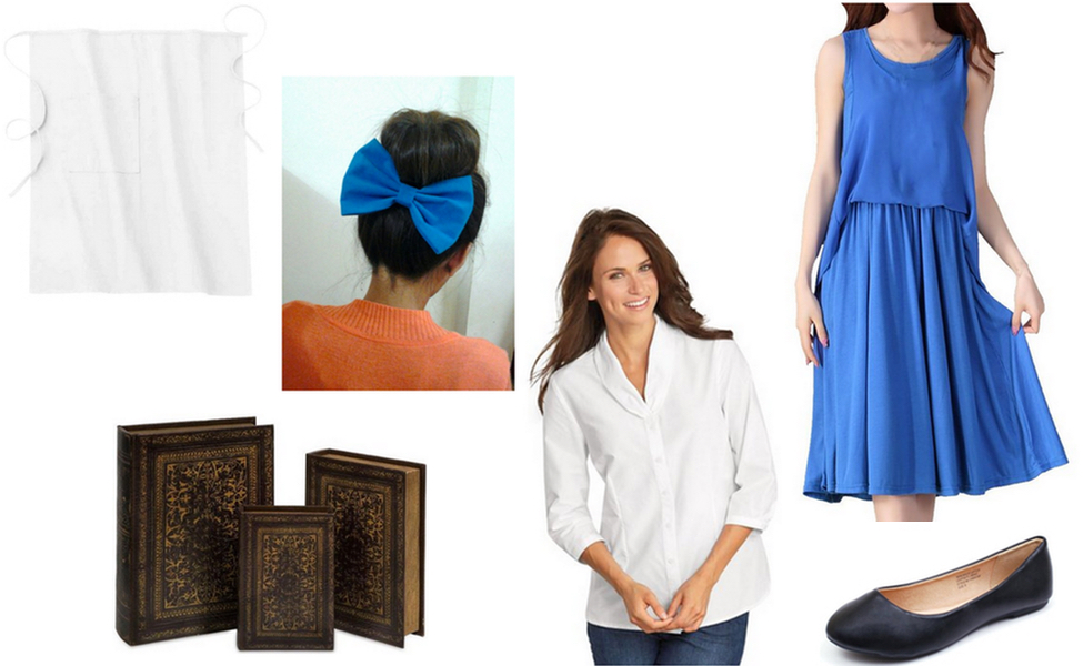 Belle Costume  sc 1 st  Carbon Costume & Belle Costume | DIY Guides for Cosplay u0026 Halloween