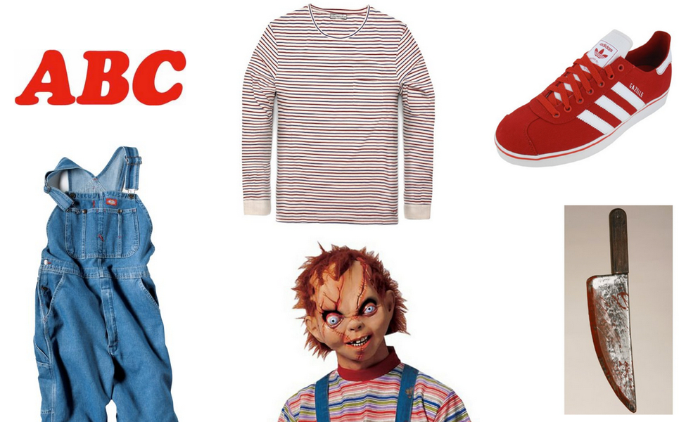 Chucky Costumes For Girls Chucky Costume