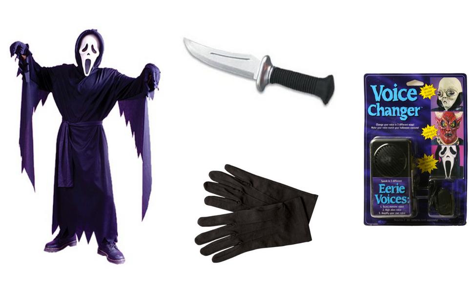Ghostface from Scream Costume