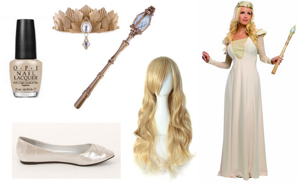 Glinda from Oz the Great and Powerful Costume