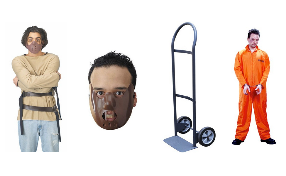 Hannibal Lecter Costume