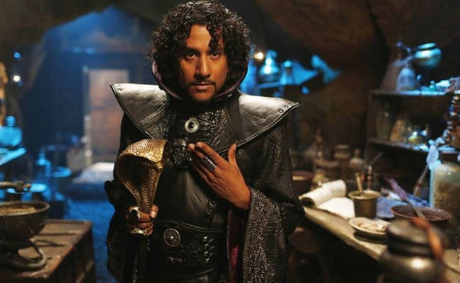 Jafar from Once Upon a Time in Wonderland