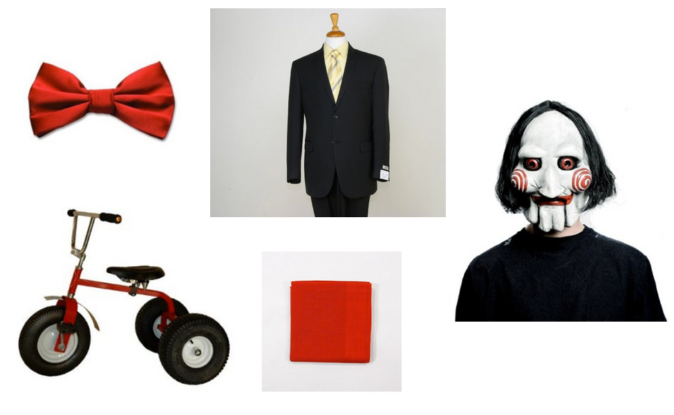 Jigsaw | Carbon Costume | DIY Guides for Cosplay & Halloween
