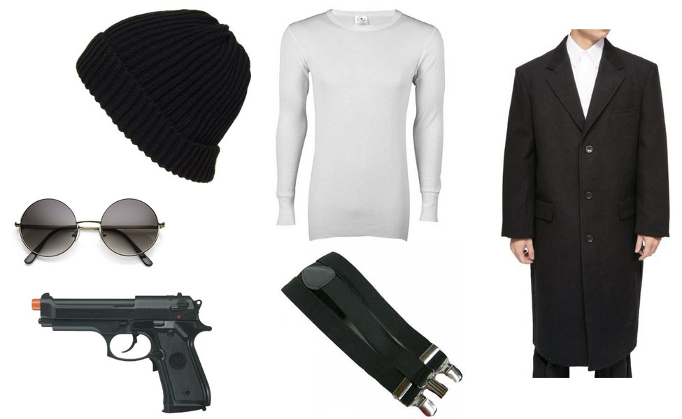 Léon: The Professional Costume
