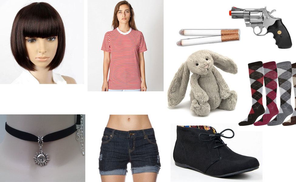 Mathilda from Leon: The Professional Costume | DIY Guides for ...