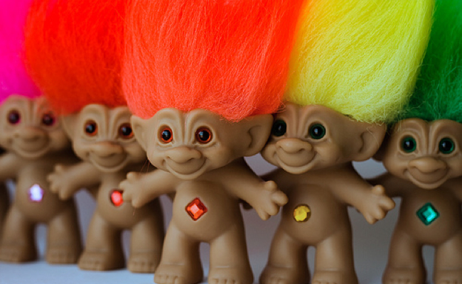 Troll Doll Costume Diy Guides For Cosplay Halloween