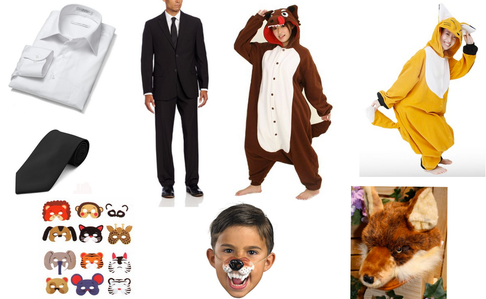 What Does the Fox Say? Costume