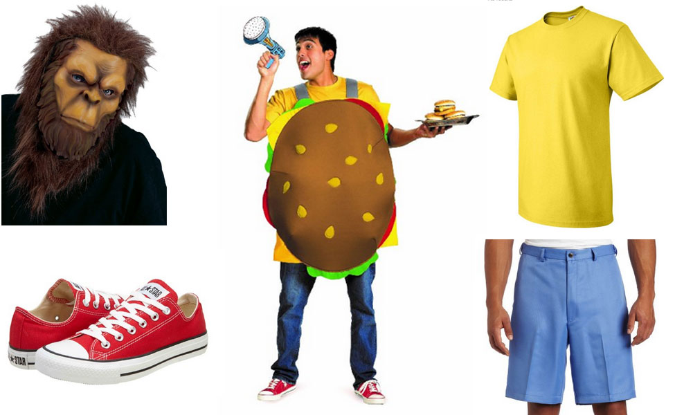 Beefsquatch Costume