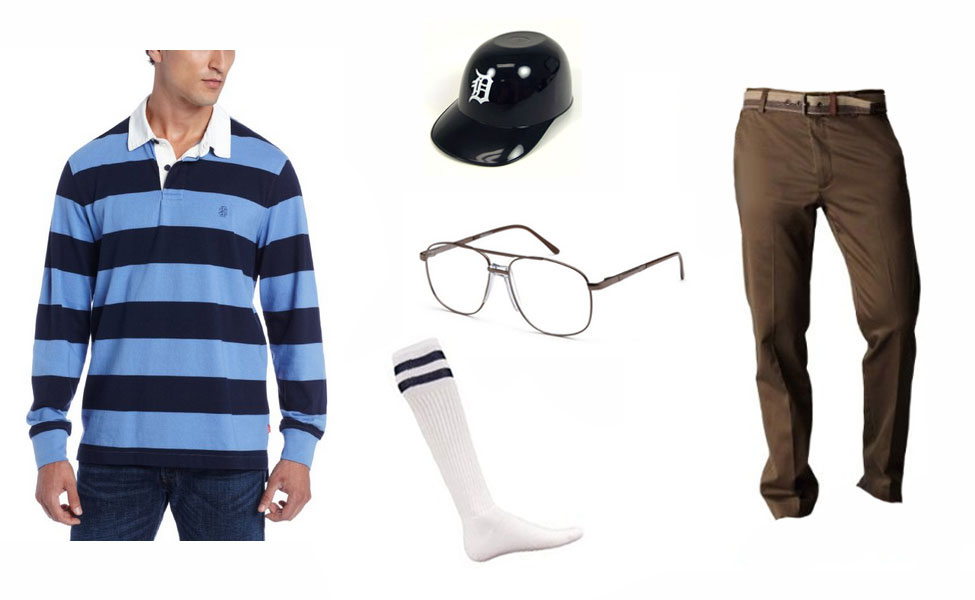 Bill Haverchuck Costume