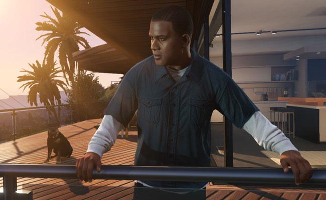 Franklin from GTA5