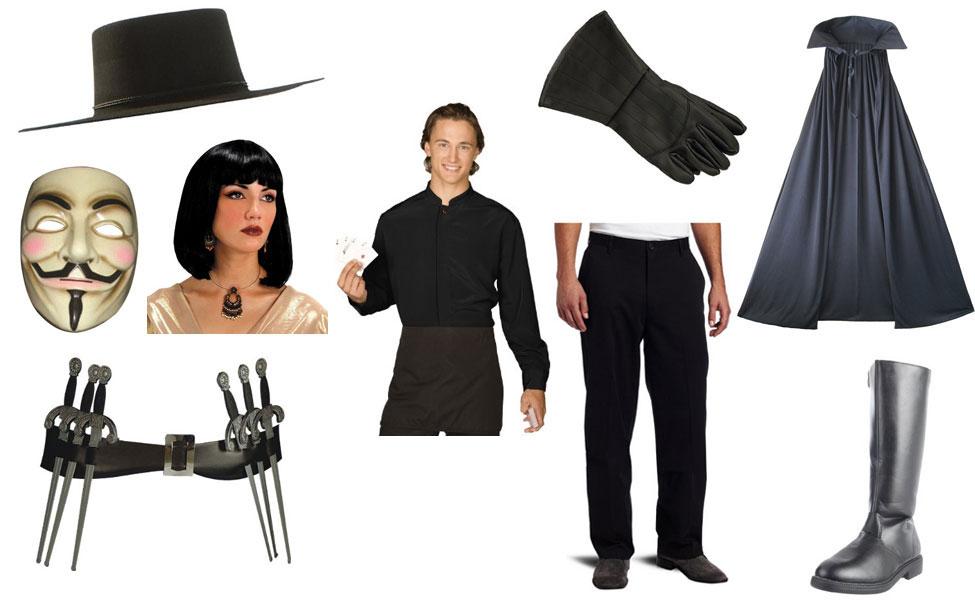 V for Vendetta Costume