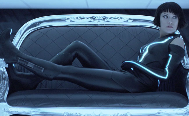 Quorra from Tron: Legacy