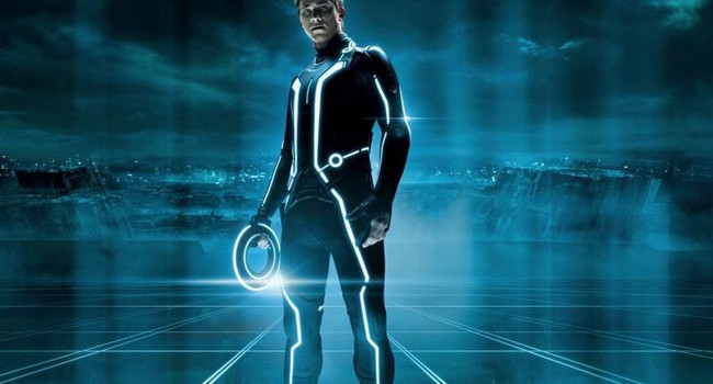 Sam Flynn from Tron: Legacy