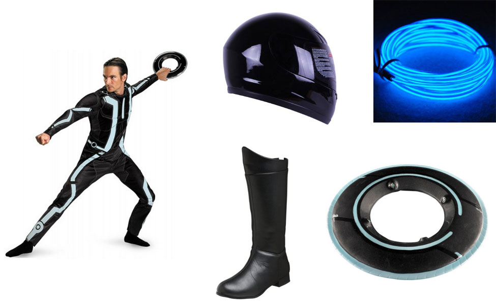 Sam Flynn from Tron: Legacy Costume