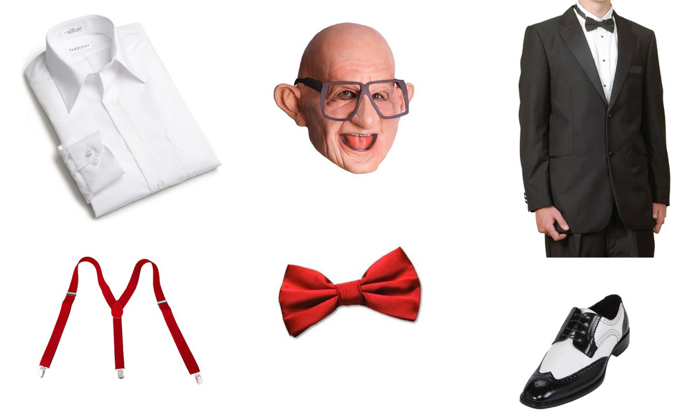 Mr. Six Costume