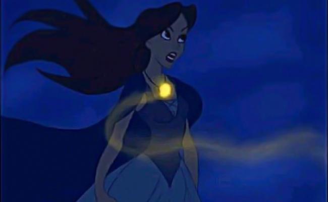 Ursula as Vanessa