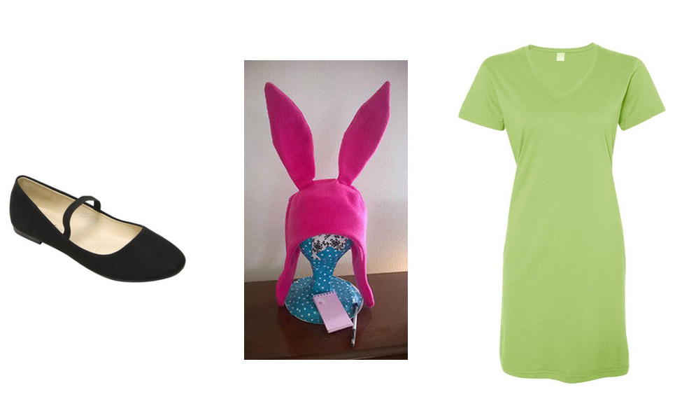 Louise Belcher Costume