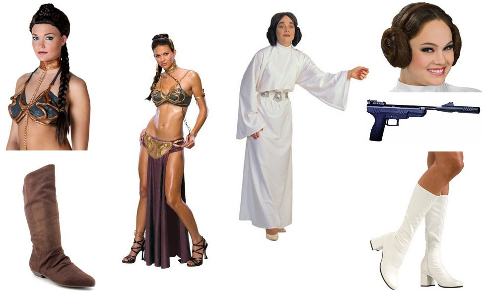 Princess Leia Costume Carbon Costume Diy Dress Up Guides For