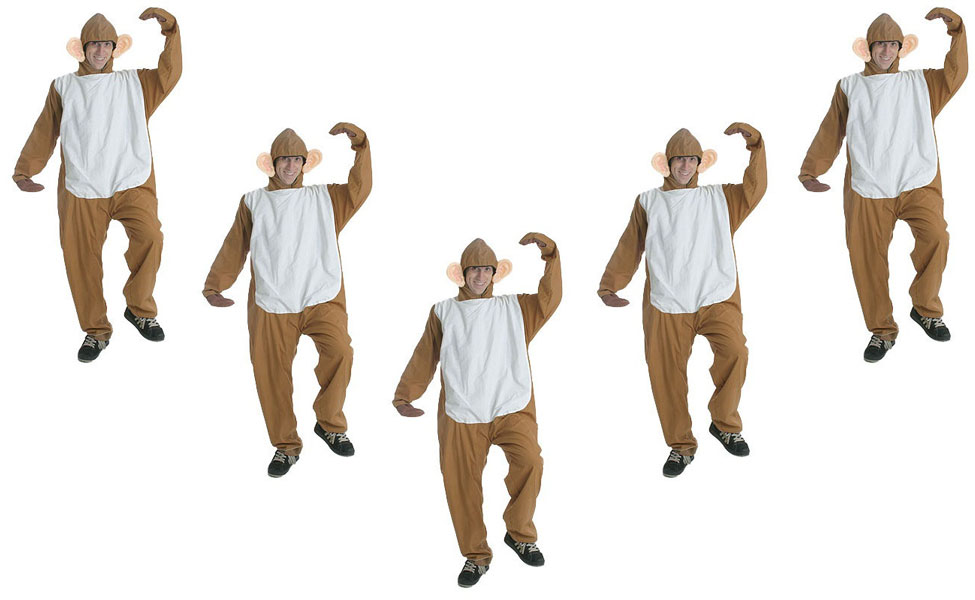 Bloodhound Gang Costume