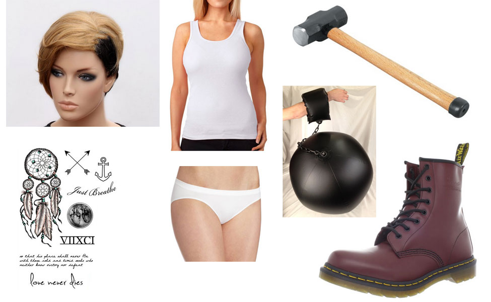Wrecking Ball Miley Cyrus Costume