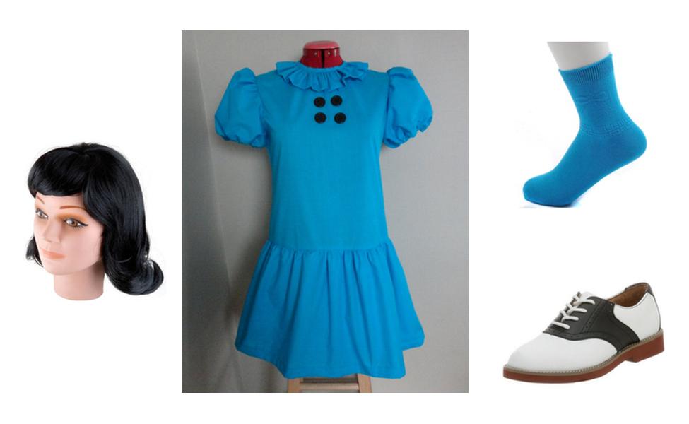Lucy van Pelt Costume