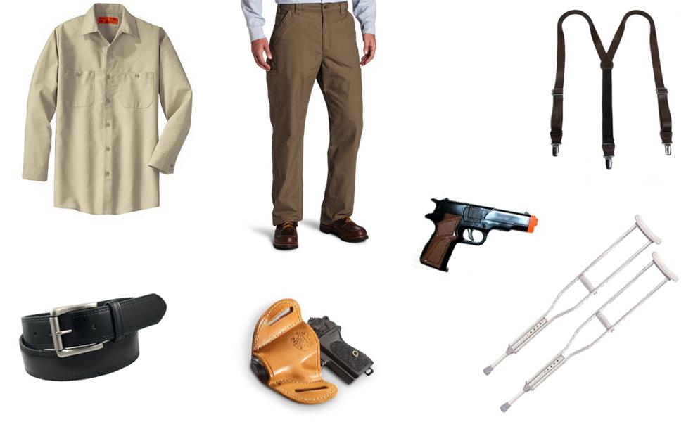 Hershel Greene Costume