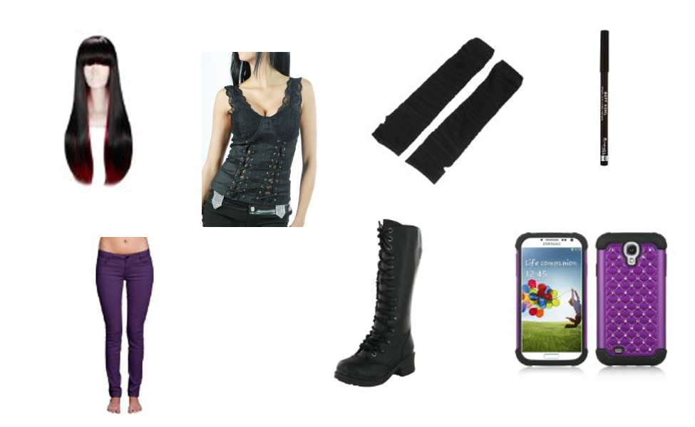 Kenzi from Lost Girl Costume