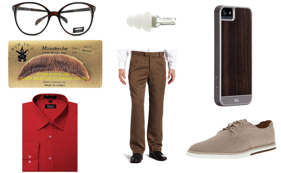Theodore Twombly Costume