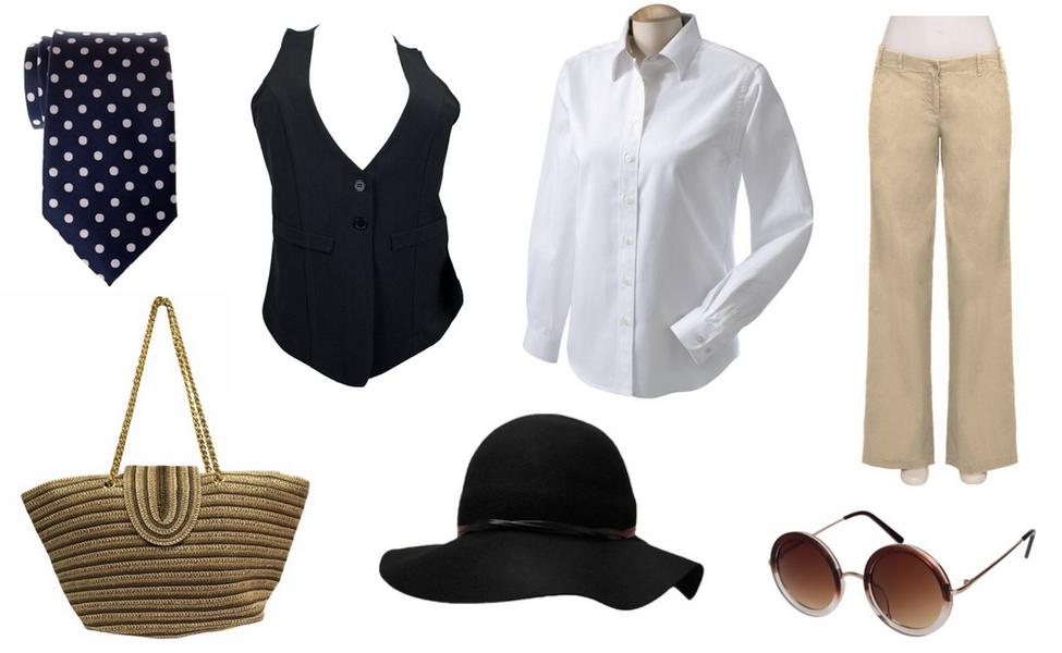 Annie Hall Costume