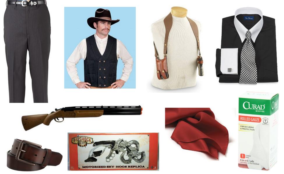 Booker DeWitt Costume