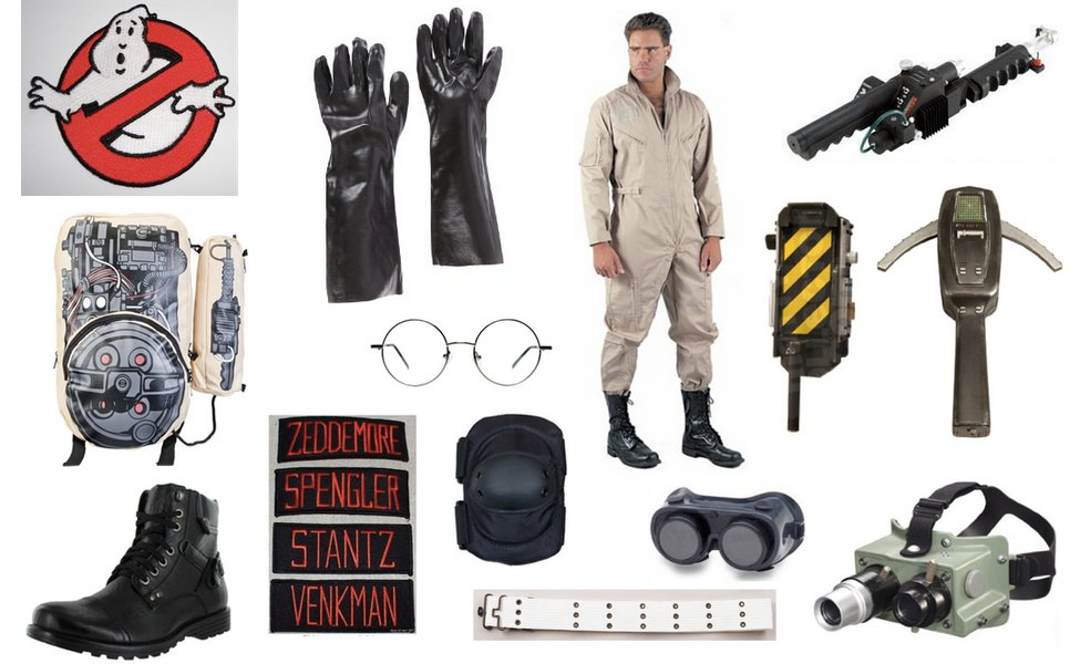 Ghostbusters Costume Diy Guides For Cosplay Amp Halloween