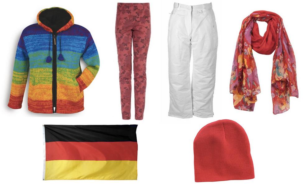 Team Germany Costume