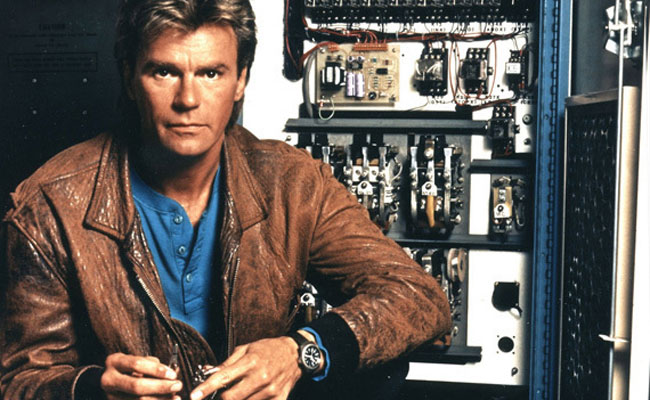 MacGyver Costume | DIY Guides for Cosplay & Halloween