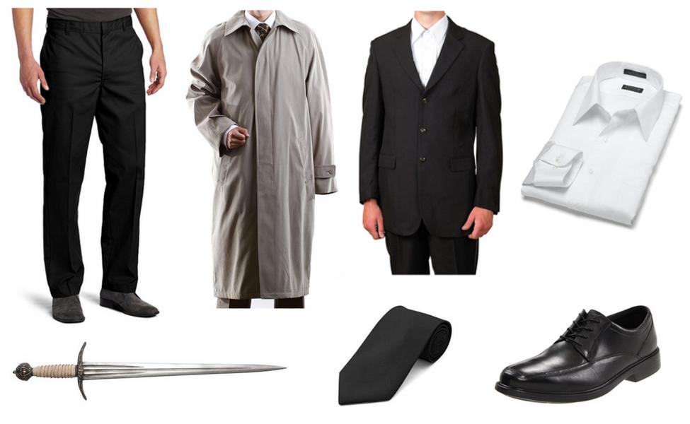 Castiel Costume