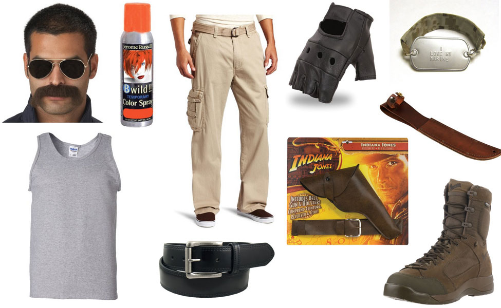 Abraham Ford Costume