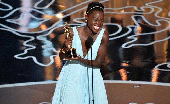 Lupita Nyong'o's Oscars Look
