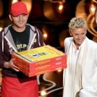 Oscars Pizza Guy