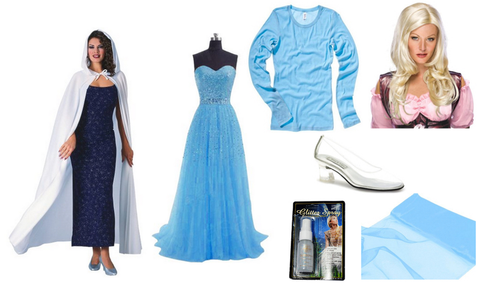 Elsa the Snow Queen Costume