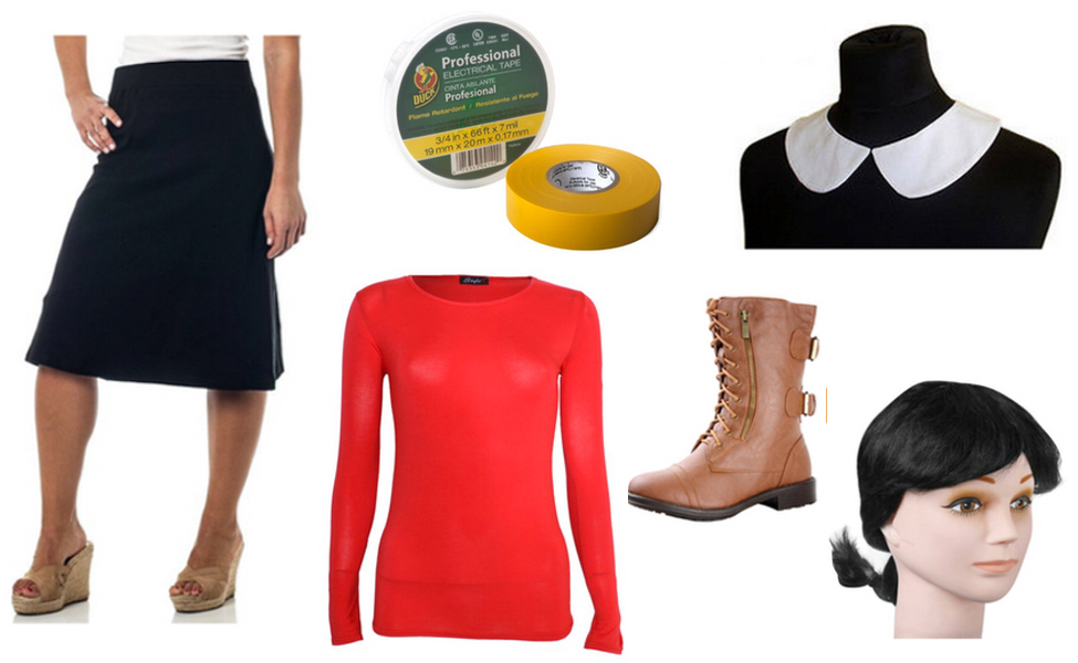 Olive Oyl Costume Diy Dress Up Guides For Cosplay Halloween