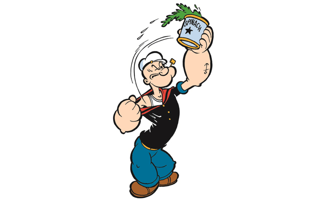 Popeye  sc 1 st  Carbon Costume & Popeye Costume | DIY Guides for Cosplay u0026 Halloween