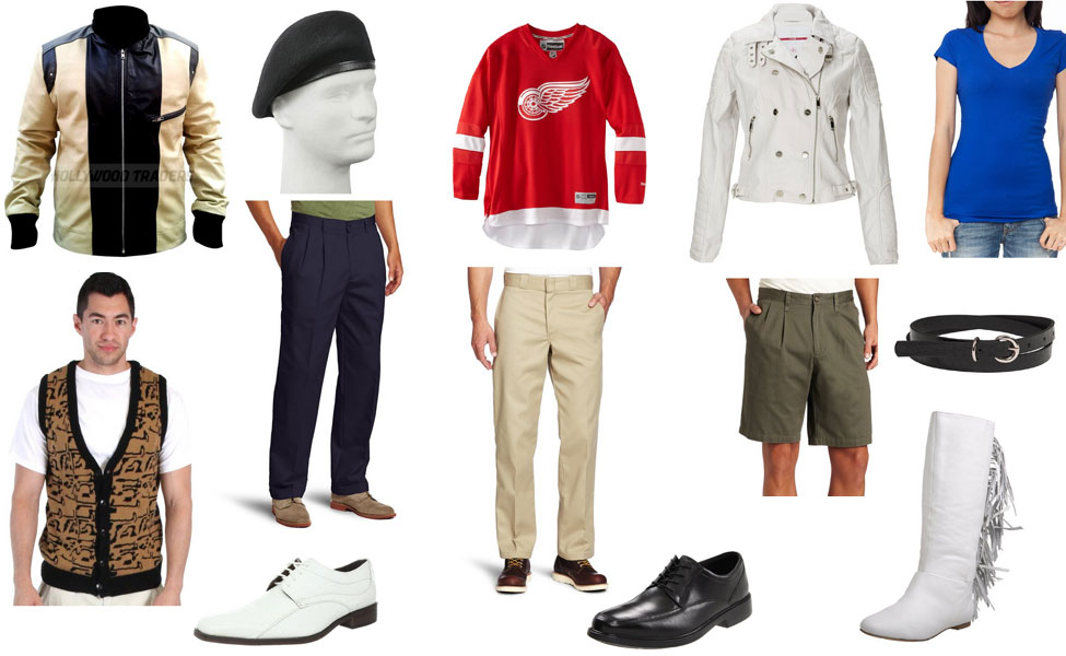 Ferris Bueller S Day Off Costume Diy Guides For Cosplay