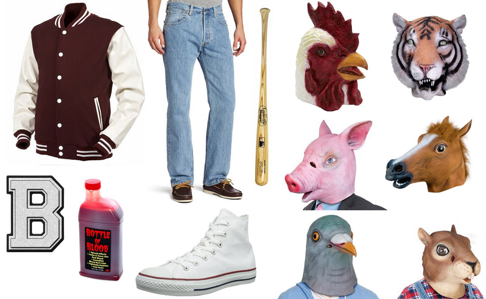 Hotline Miami Jacket Costume