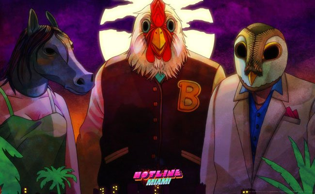 Hotline Miami Jacket