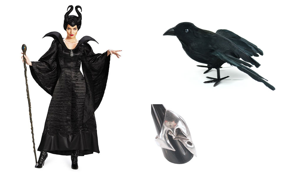 Maleficent Costume Diy Dress Up Guides For Cosplay Halloween