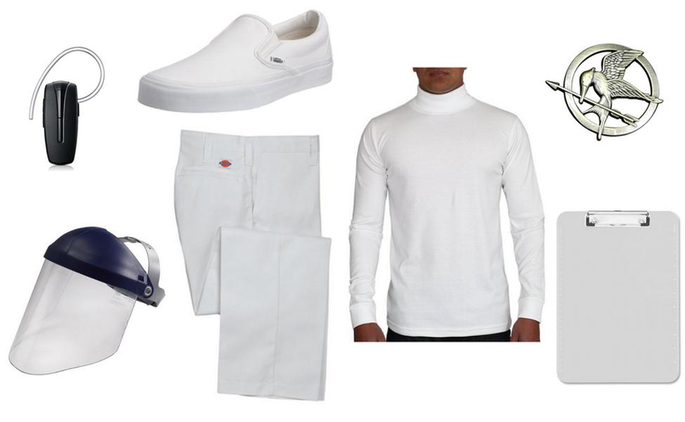 Panem District 3 Citizen Costume