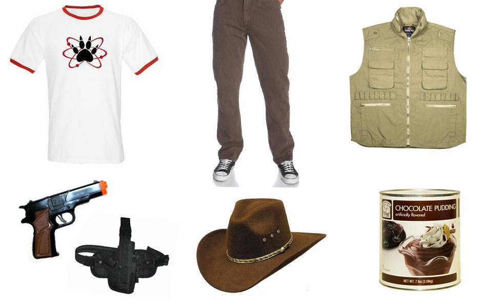Carl Grimes Costume