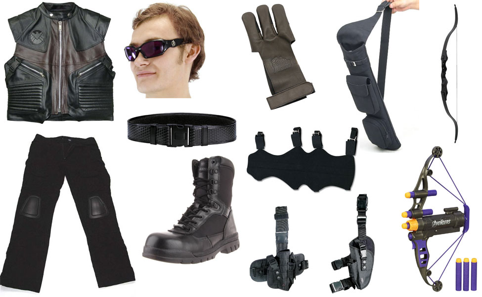 Hawkeye Costume | DIY Guides for Cosplay & Halloween