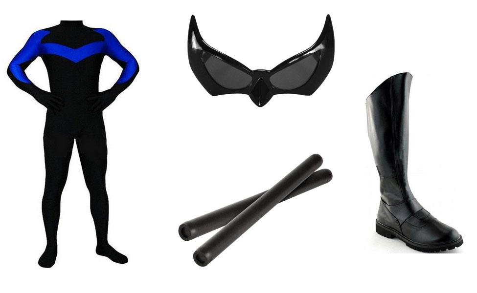 Nightwing Costume
