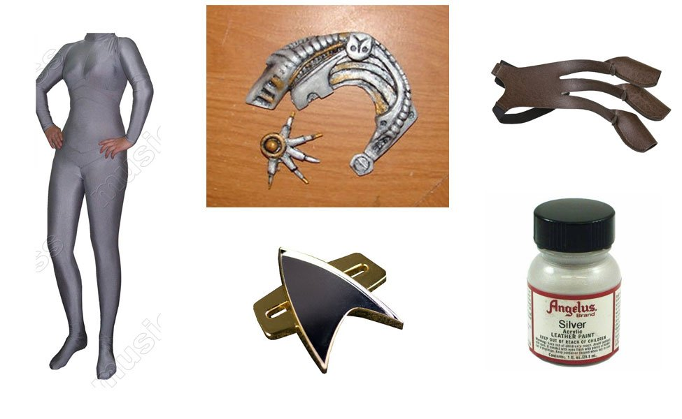 Seven Of Nine Costume Diy Guides For Cosplay Amp Halloween