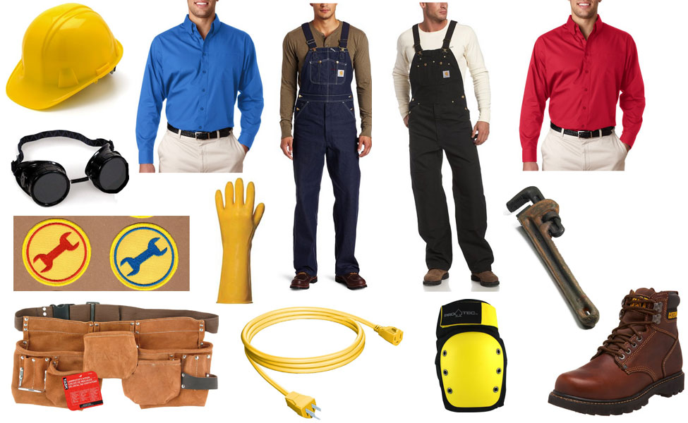 TF2 Engineer Costume